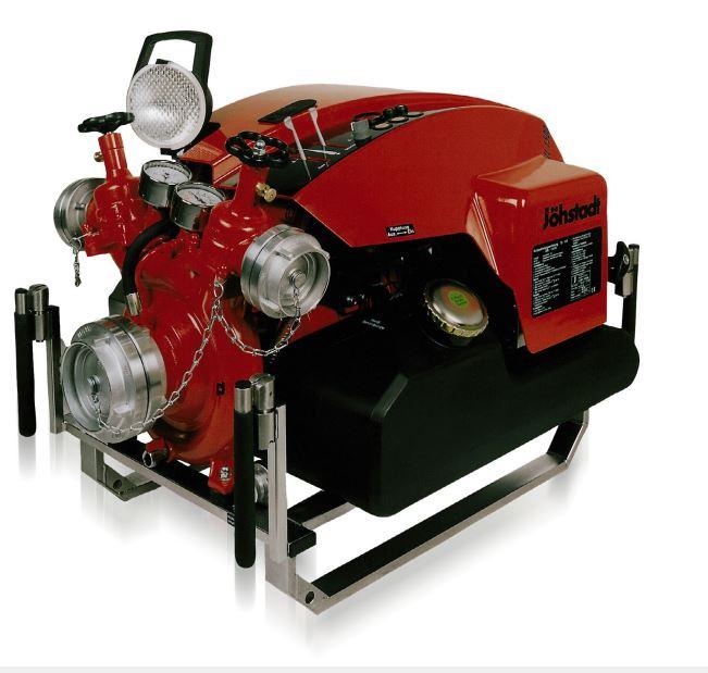 Tragkraft-spritze ZL 1500